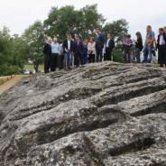 La necrópolis de Santa María de Tejuela ya está recuperada